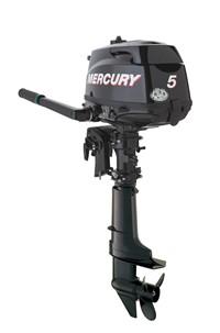 Mercury 4, 5 och 6 hk