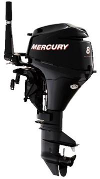 Mercury 8 - 9,9 hk