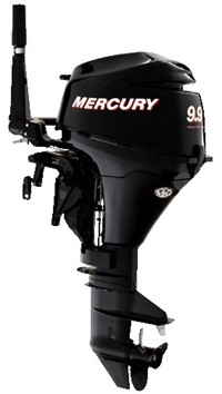 Mercury 9,9 hk Bigfoot