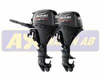 Suzuki DF15A/DF20A
