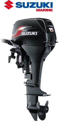 Suzuki DT 9,9/15