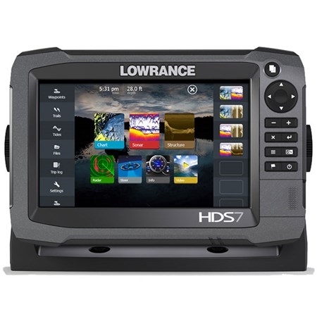 Lowrance HDS 7 Gen3