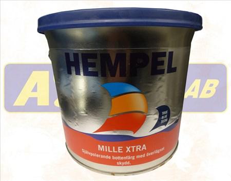 Bottenfärg Mille Xtra Blå 2,5