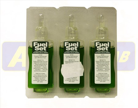 Fuel Set 3x20ml