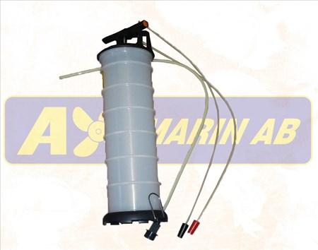 Oljebytare 6 lit Vacuum