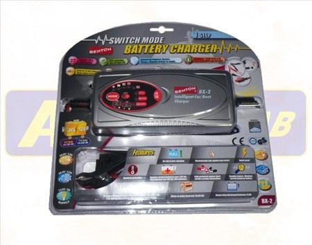 Batteriladdare Benton BX-2 7A