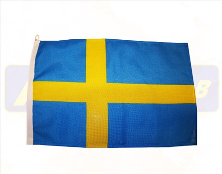 Svensk Båtflagga 30x45