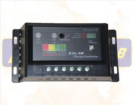 Solcellsregulator 10A