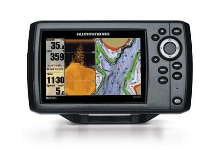 Humminbird Helix-5 DI Sonar/GPS