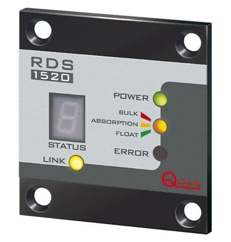 Fjärrpanel Batteriladdare RDS1520