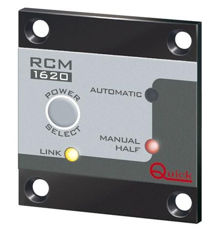 Fjärrpanel Batteriladdare RCM1620