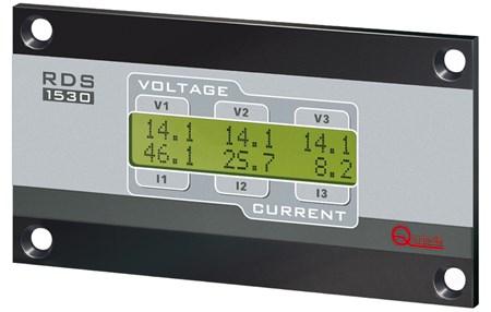 Fjärrpanel Batteriladdare RDS1530