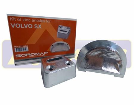 Volvo Penta SX Anodkit
