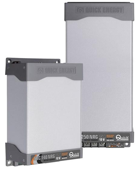 Quick Batteriladdare 12A