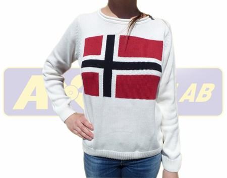 Flaggtröja Norge XL