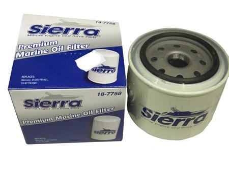 Oljefilter Sierra 187921 Mercury