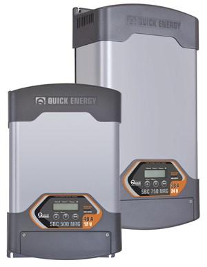 Quick Batteriladdare 80A