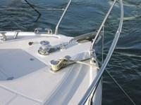 Förankring Båt