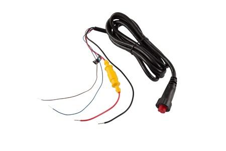 Ström/data kabel gängad 4-polig