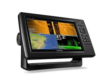 GPS/Ekolod S-mod.