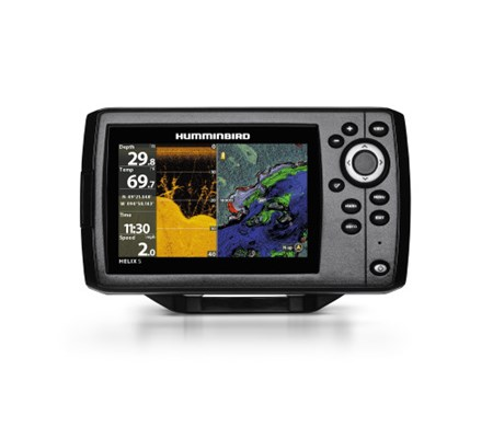 Humminbird Ekolod/GPS Helix-5 DI Chirp G2