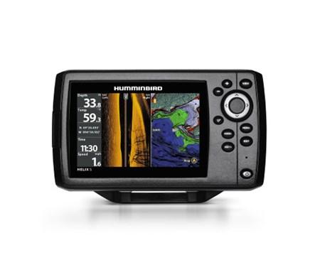Humminbird Ekolod/GPS Helix-5 SI Chirp G2