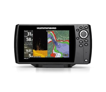 Humminbird Ekolod/GPS Helix-7 DI Chirp G2