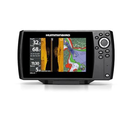 Humminbird Ekolod/GPS Helix-7 SI Chirp G2
