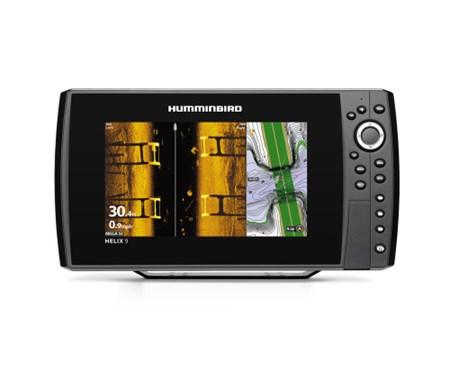 Humminbird Ekolod/GPS Helix-9 MEGA SI Chirp G2N