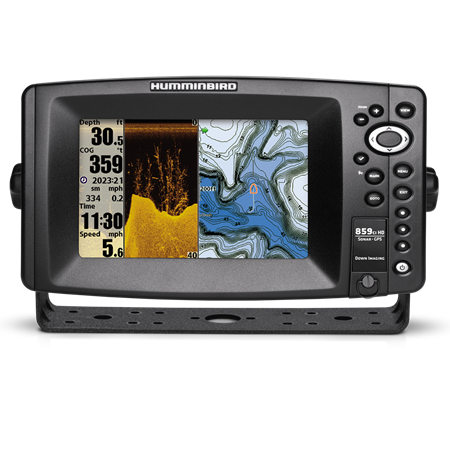 Humminbird Ekolod/GPS 859CXi HD DI