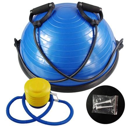 Balansboll av hög kvalitet - halv pilatesboll