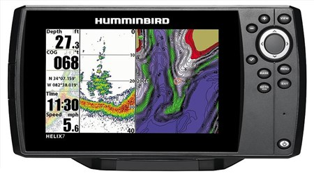 Humminbird Helix-9 Ekolod/GPS