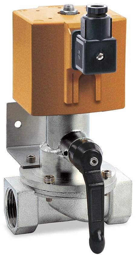 Elektroventil 12V 3350l/h