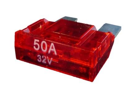 Flatstiftsäkring MAX 50A