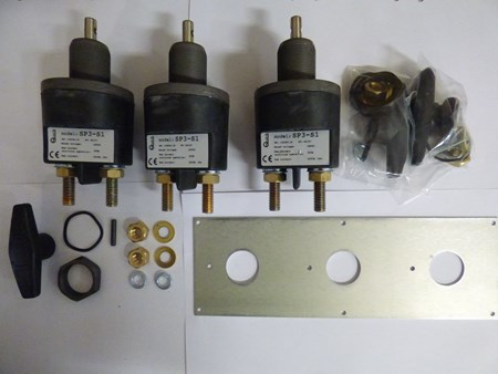 Batterifrånskiljare 300A 3st