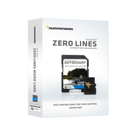 Autochart Zeroline kort