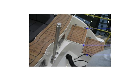 Vattenskidstång UTTD62SKIMAST