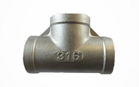 RF T-Rör 3/8'' inv