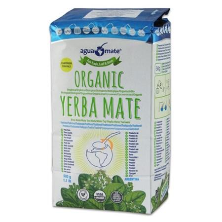 Yerba Mate  - Aguamate - Ekologisk - 500gram