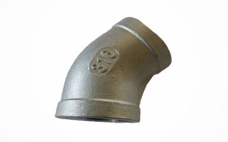 RF Rörvinkel 45 grader 1 1/4'' inv