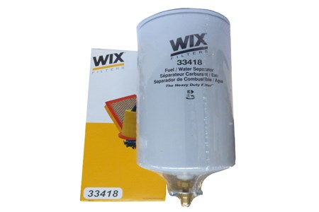 Bränslefilter Wix 33418