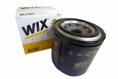 WIX Diesel Oljefilter WL7107 Yanmar / Nanni