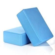 Yogaklossar - Blå - 2 st