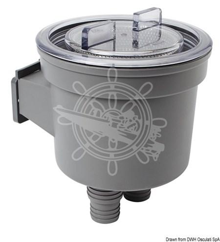 Sjövattenfilter Aquanet XL