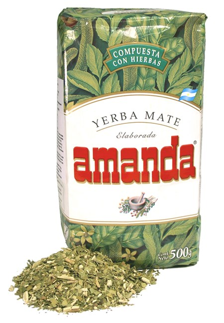 Amanda - Con Hierbas - 500g