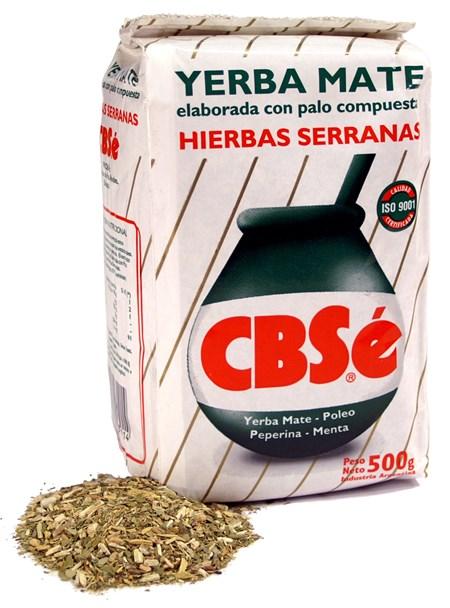 CBSé - Hierbas Serranas - 500g