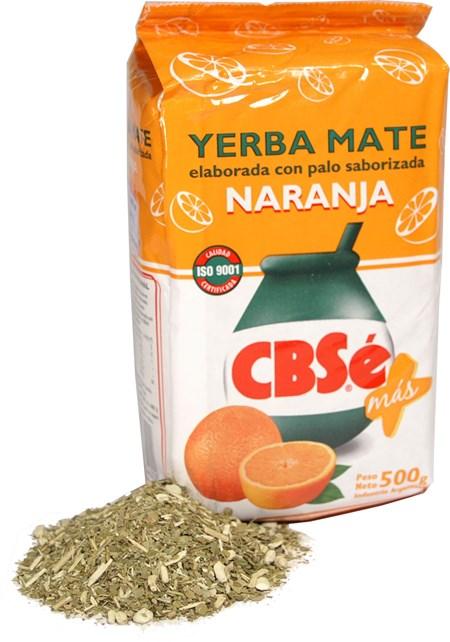 CBSé - Naranja - 500g