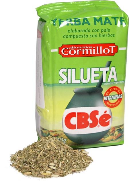 CBSé - Silueta - 500g
