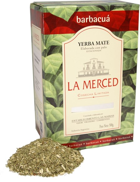 La Merced - Barbacua - 500g