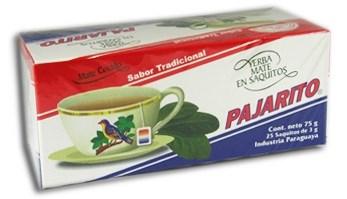 Pajarito Teabags 75 g